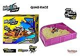 Tavitoys-197-11502 Pista Arena Quad Race, Multicolor (11502)