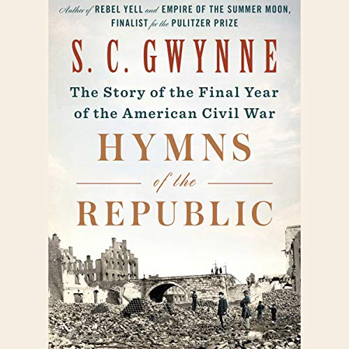 Hymns of the Republic audiobook cover art