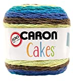 Caron Cakes Self Striping Yarn 383 yd 200 g (Gelato)