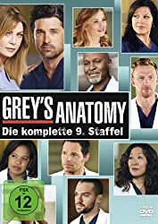 Grey's Anatomy – Staffel 9 (DVD)