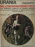V1054 LIBRO MILLEMONDINVERNO 1973 DI FREDRIC BROWN 1a EDIZIONE DEL 1973