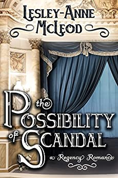 The Possibility of Scandal by [Lesley-Anne McLeod]