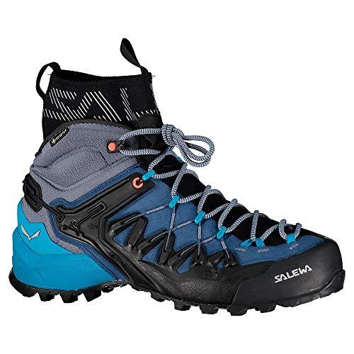 Salewa Wildfire Edge Mid Gore-Tex® Women Boots - Poseidon/Grisaille