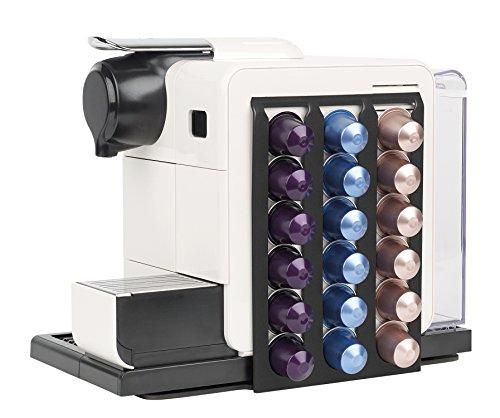U-CAP, der Kapselhalter für Nespresso® LATTISSIMA TOUCH / LATTISSIMA + .... (30 TAGE GELD-ZURÜCK-GARANTIE)