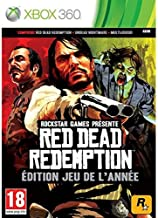 Red Dead Redemption Game Of The Year Edition by Rockstar - Xbox 360