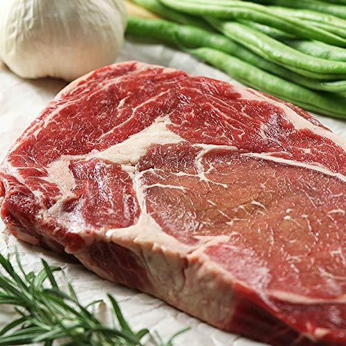 ミートガイステーキ肉USDAチョイスグレードリブロースステーキ(350g×5枚+ステーキスパイスのおまけ付き)USDACHOICERIBEYESTEAKS(5X350G)