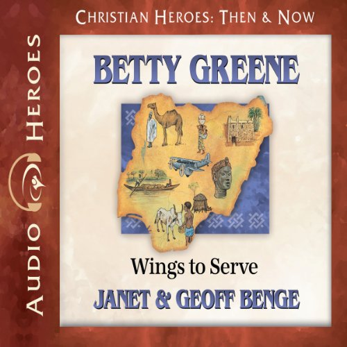 Betty Greene cover art
