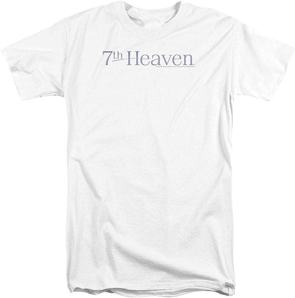 7th Heaven 7th Heaven Logo Adult Tall Fit T-Shirt