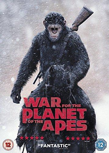 War For The Planet Of The Apes [Edizione: Regno Unito]