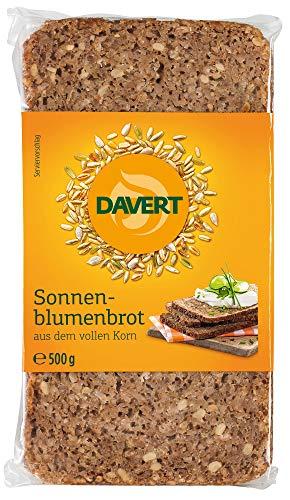 Davert Sonnenblumenbrot (500 g) - Bio