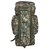 Fox Outdoor Products Rio Grande Backpack, Digital Woodland, 75 L