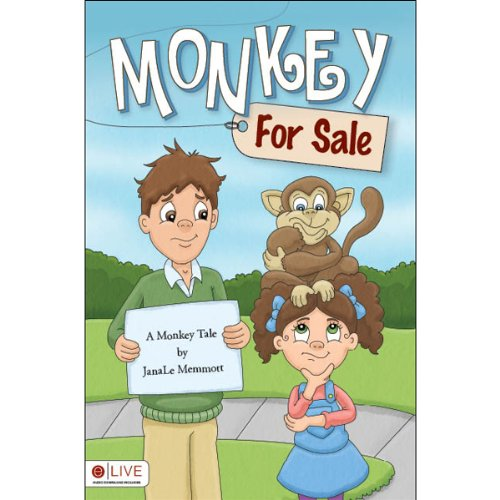 Monkey for Sale  cover art