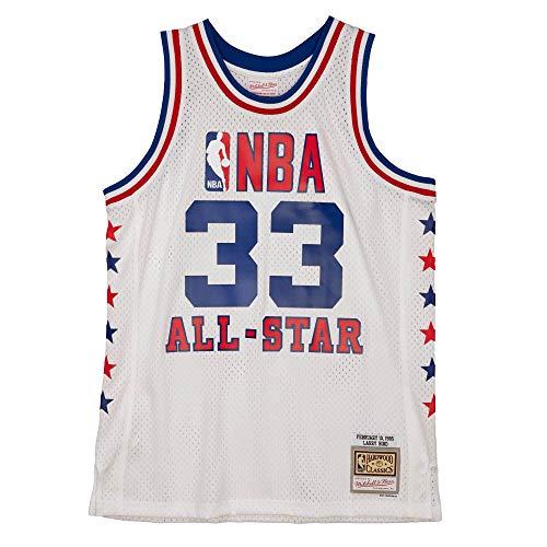 Mitchell & Ness M&N Swingman Larry Bird All Star East 1985-86 -...