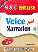 S.S.C. English Voice and Narration Study Material and Previous Years' Solved Papers