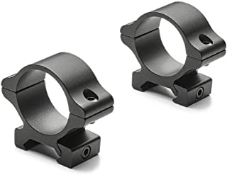 Leupold Rifleman 30mm Detachable Medium Matte Black Scope Rings