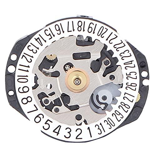 Pieza De Reparación De Movimiento De Reloj, Herramienta Completa De Movimiento De Cuarzo Electrónico, Resistente A La Oxidación Con Pin Para Tienda De Relojes