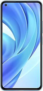 Xiaomi Mi 11 Lite Dual SIM Bubblegum Blue 8 GB RAM 128GB 4G LTE With Mi True Wireless Earbuds Basic 2 Gift with free Mi Tr...