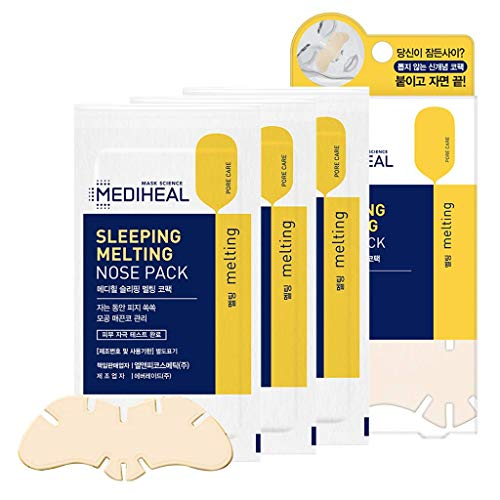 Mediheal - Juego de nariz para derretir para dormir, 3 unidades