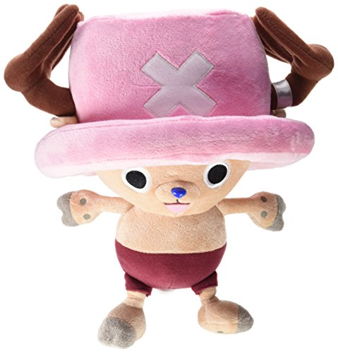 Peluche Chopper One Piece Vibrante (30cm