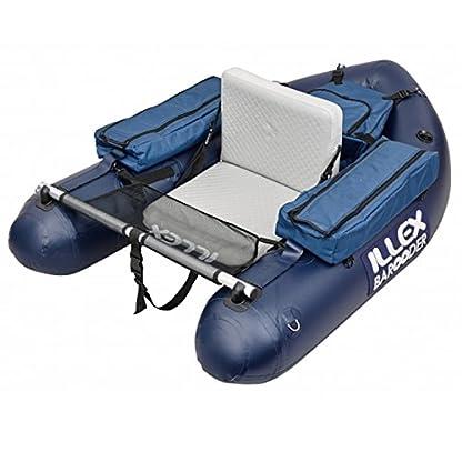 Belly Boot 160 cm Blau