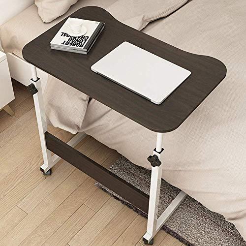 ZGYZ Überbetttische, höhenverstellbar, Notebook-Schreibtischsofa Beistelltisch für Krankenhäuser, Computer-Sofa-Tischregale (C, 80x40cm)