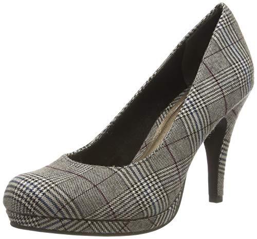 Tamaris 1-1-22407-23, Zapatos con Plataforma para Mujer