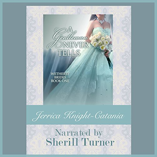 A Gentleman Never Tells audiobook cover art