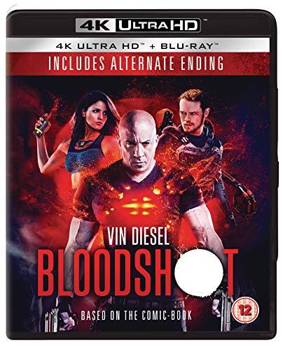 Bloodshot 4K Ultra Hd + Blu-Ray [Edizione: Regno Unito]