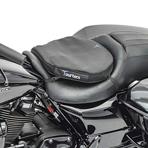 Komfort Sitzbank Kissen Yamaha Aerox 50 Tourtecs Air Deluxe ML