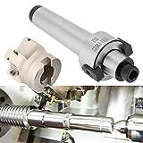 【𝐄𝐚𝐬𝐭𝐞𝐫 𝐏𝐫𝐨𝐦𝐨𝐭𝐢𝐨𝐧 】 Holder Extension Rod, MT3-FMB22 Holder Extension 400R-50-22 Face End Mill Cutter 10pcs APMT1604 CNC Carbide Inserts