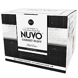 professional Nubo Black Deco Closet Makeup Kit 1 day