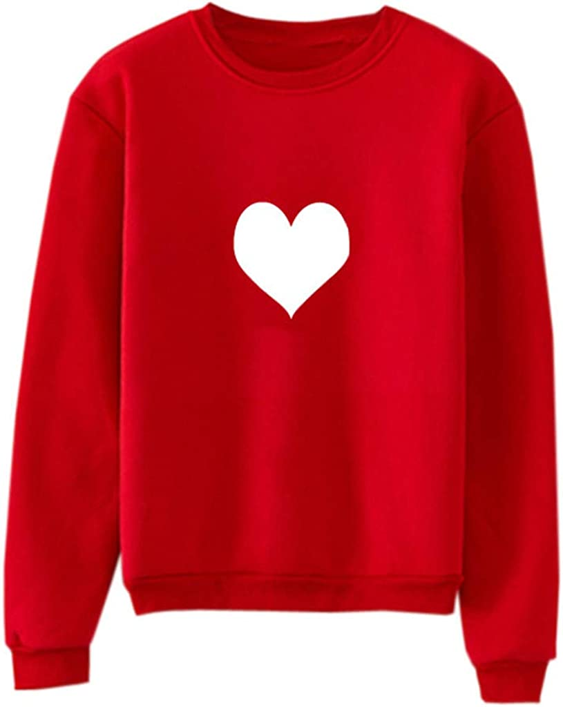 Hmlai Clearance Super intense SALE Women Pullover Sweatshirts Sleeve Cr Long Reservation Casual
