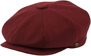 4eb1dd10 Amazon.com: Reds - Newsboy Caps / Hats & Caps: Clothing, Shoes & Jewelry