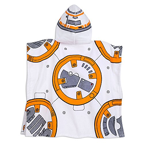 Star Wars BB-8 Hooded Towel for Kids