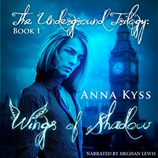 Wings of Shadow audiobook cover art