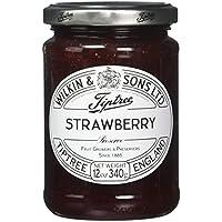 6-Pack Tiptree Strawberry Preserve 12 Oz Jars