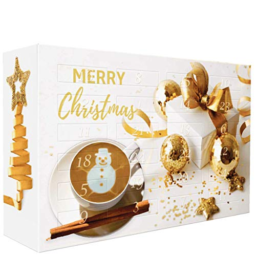 """C&T Kaffee Adventskalender 2020 """"Klassik II"""""""