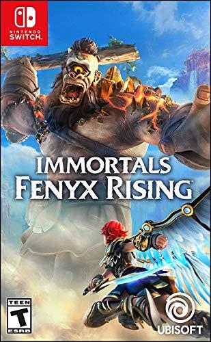 Immortals Fenyx Rising Standard Edition - Nintendo Switch [Digital Code]