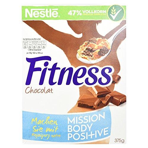 Nestlé Fitness Chocolat Cerealien, 375g
