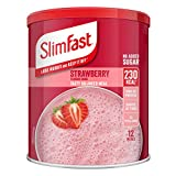 Slim Fast Strawberry Milkshake Powder -