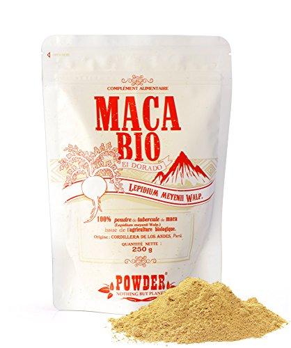 Powder Maca Biologique en Poudre Complément...