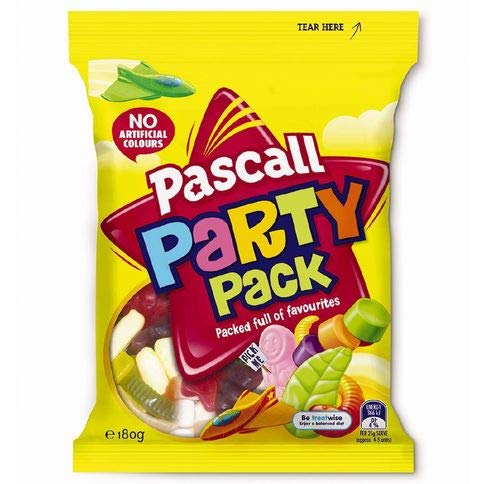 Pascall Party Pack 180g