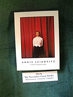 Annie Leibovitz: Photographs (10 notecards and Envelopes)