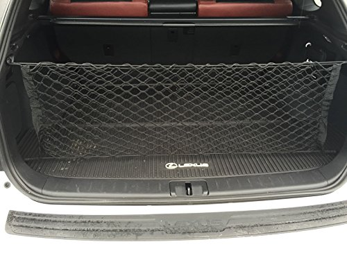 Envelope Style Trunk Cargo Net for Lexus RX300 RX 300 RX330 RX 330 RX350 RX 350 RX350L RX 350L RX350 F SPORT RX 350 F SPORT RX400h RX 400h RX450h RX 450h RX450hL RX 450hL NEW