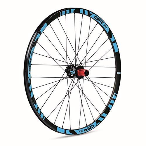 GTR GTR-SL Rueda trasera para MTB, unisex adulto, azul, 29' x 20 mm