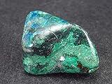 The Russian Stone Quantum Quattro - Malachite Shattuckite Chrysocola Dioptase - 3,5 cm