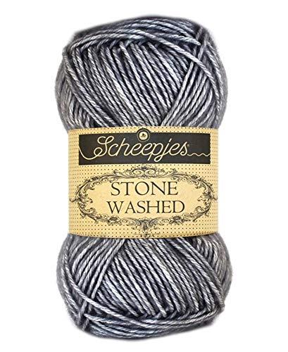 Scheepjes Yarn Stone Washed (802 - Smokey Quartz)