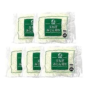 【mamapan】冷凍野菜 玉ねぎみじん切り 神栄 500g×5(2.5kg)まとめ買い オニオン 玉葱 カット野菜