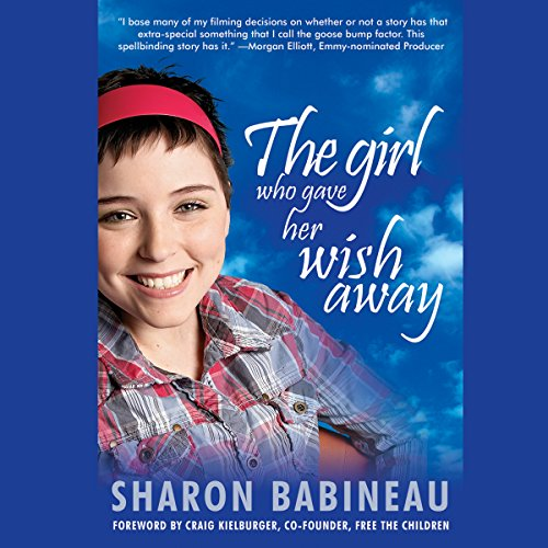 The Girl Who Gave Her Wish Away audiobook cover art