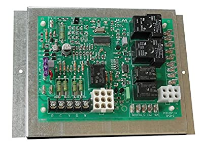 ICM - ICM2805A - Furnace Control Board, 120/240 Input Voltage, for Use with Residential, Commercial HVAC Equipment